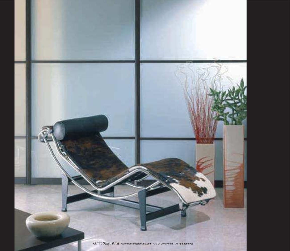 Chaise Longue Classic Design Italia.Architecture Or Art The Blurred Lines Of Le Corbusier The Buzz