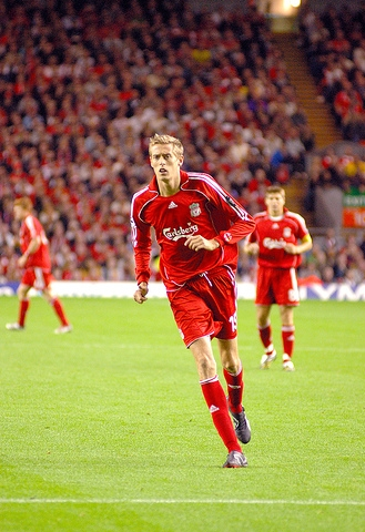 Liverpool Soccer Player