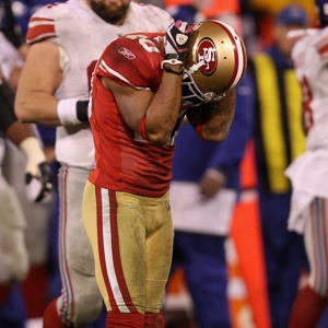 Kyle Williams after fumble.