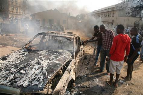 Christmas Day Bombing in Abuja