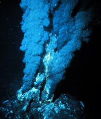 Deep-Sea Hydrothermal Vent